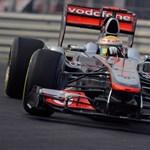 Abu-Dhabi Nagydíj: Lewis Hamilton győzött