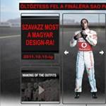 Szavazz Hamilton és Button kalocsai mintás overalljára!
