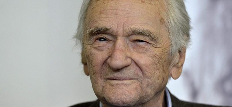 Elhunyt a legendás sportriporter, Szepesi György