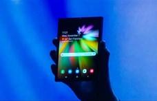 Kiszivárgott: ennyibe kerülhet a Samsung összehajtható okostelefonja