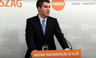 Sajátos magyarázatot adott a Fidesz frakcióvezetője a szombati tüntetésre