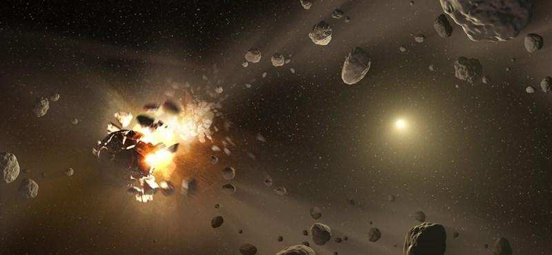 Una explosión cósmica ocurrió hace 3.600 años, basada en la historia bíblica de Sodoma