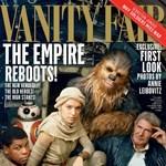 Csubakkával a címlapon jön az új Vanity Fair