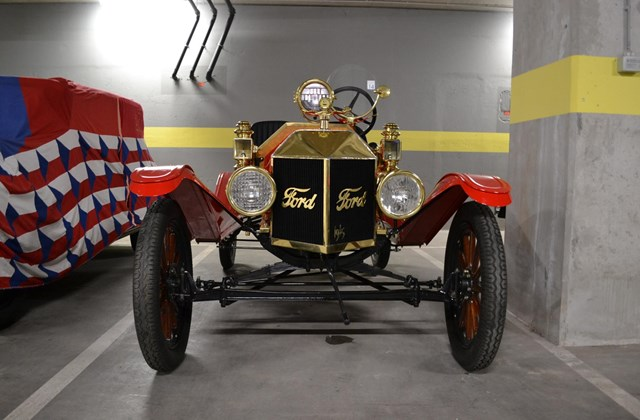 Ford Model T 1915