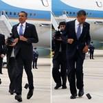 Ötszáz szót ért Obama telefonelejtése