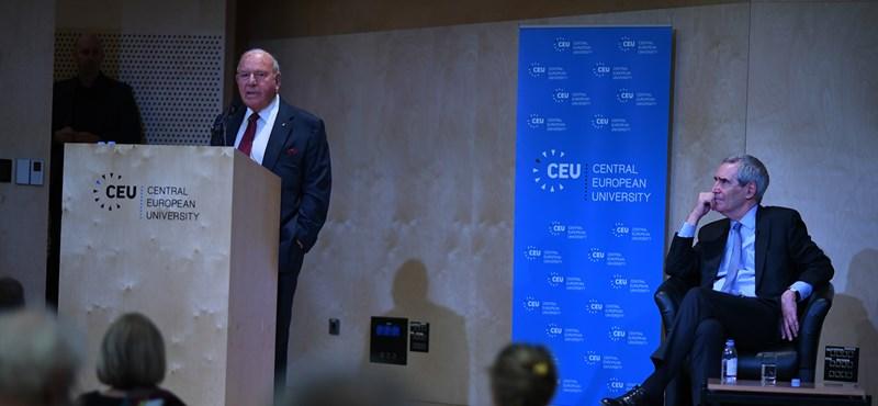 """Amerikai nagykövet: """"A CEU prioritás az USA kormánya számára"""""""