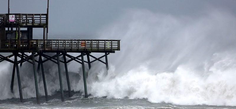 Ezért különösen veszélyes a Florence hurrikán