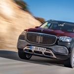 Kisebb motorral is kapható lesz a Mercedes-Maybach GLS