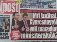 A Ripost megtalálta Gyurcsányt a Gruevszki-botrányban
