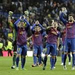 A Barcelona bejutott idei első döntőjébe