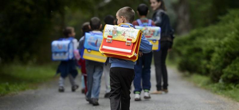 Meglepő eredmény: a magyarok 60 százaléka szerint kezelhetetlenek a diákok