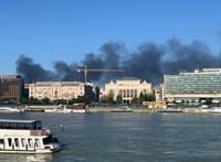 Ezért nem okozott nagyobb bajt a múlt heti angyalföldi tűz