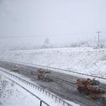 Ellepte a hó Görögországot és Olaszországot - fotók