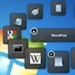 Látványos alkalmazásindító Windowsra