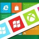 Máris átrajzolták a netezők a Windows 8 logót