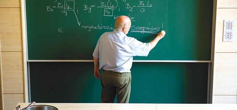 Ki fog itt tanítani? - Nagyon sok idős tanár van Magyarországon