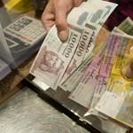 306 forint közelében járt az euró