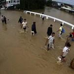 Dráma a Fülöp-szigeteken - százezrek vesztették el otthonukat