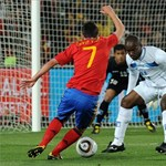 Spanyolország javított: David Villa a régi, Torres még nem