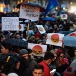 50 000 forintra büntették a hvg.hu munkatársát, mert tudósított a diáktüntetésről