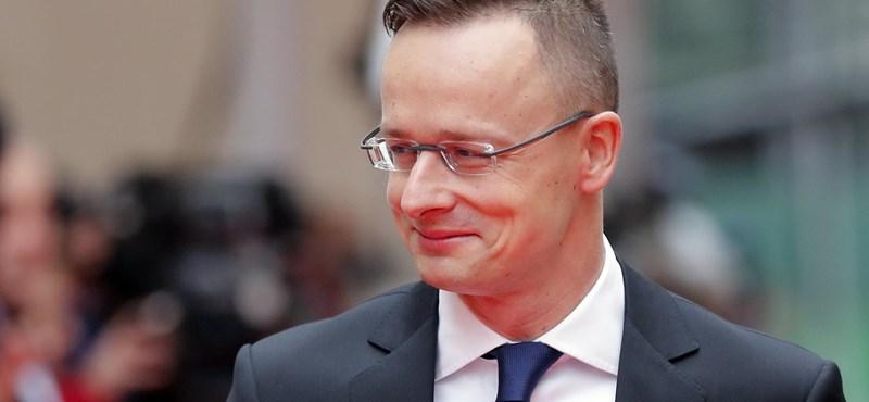 """Szijjártó: """"Nem baj"""", hogy a németek lemondták a találkozót"""