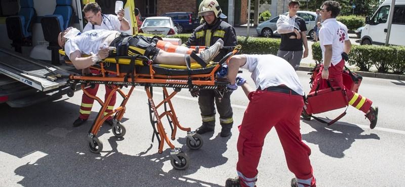 Hullafáradt mentősöket ígér az új rendszer