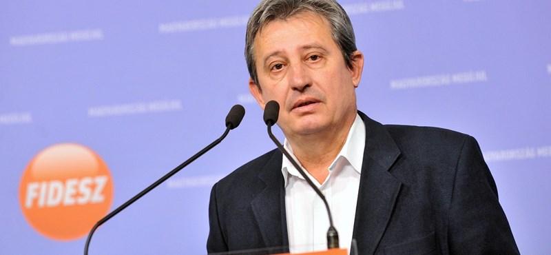 Meghalt Lasztovicza Jenő fideszes képviselő