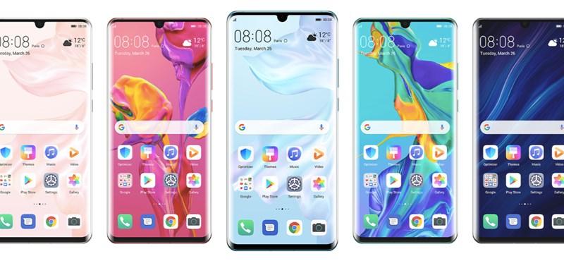 Rajta van a listán? Erre a 10+1 Huawei telefonra már letöltheti az új szoftvert