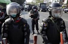 Kórházakban és egyetemeken is razziázott a hadsereg Mianmarban