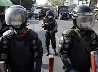 A Facebookról és az Instagramról is kitiltották a mianmari hadsereget