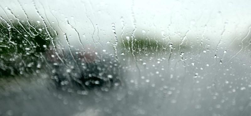 Itt a tavasz, de a jövő hetet sem ússzuk meg eső nélkül