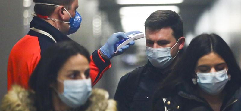 A fémfelületeken két órán át marad életképes az új koronavírus