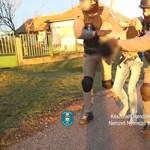 Rockzene, felkelő nap, emberkereskedők - ilyen rendőrségi videót se gyakran látni