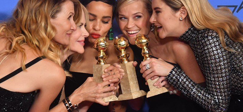 A nőkért kiálló beszédek még a díjazottakat is elhomályosították a Golden Globe-on
