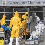 Kína bejelentette, hogy túl vannak a koronavírus-járvány nehezén