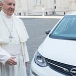 Olajmultik vezetői a Vatikánban. Pápa: az energia ne pusztítsa el a civilizációt