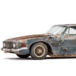 Fájdalmas fotók: ezt művelte a sivatag a szuperritka régi Maseratival