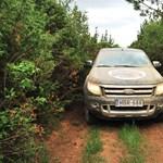 Ford Ranger teszt: kemény fickó