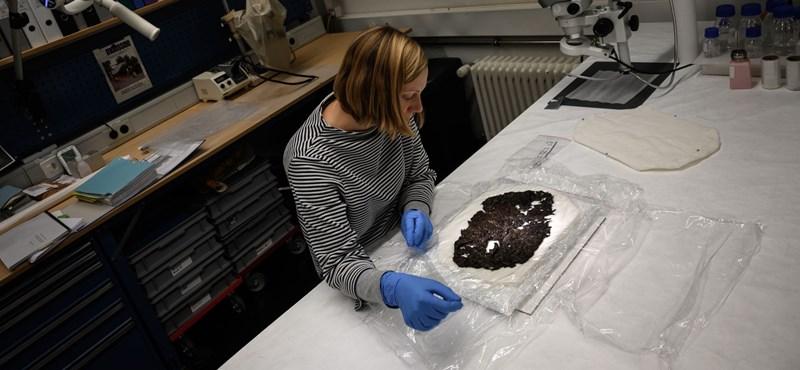 9500 éves leletek bukkantak elő egy olvadó svájci gleccser alól