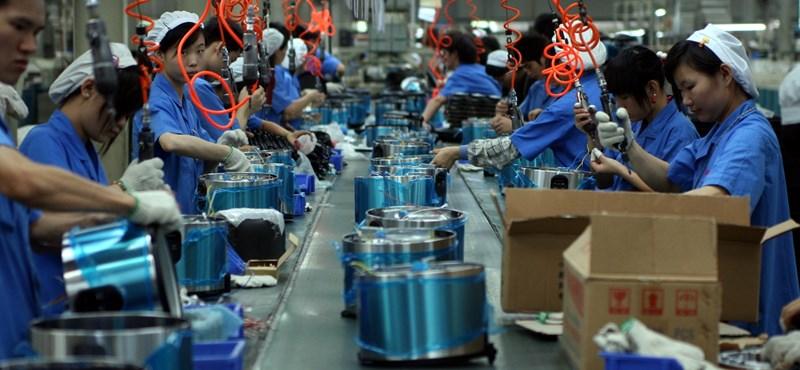 Menekülnek a német cégek Kínából