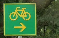 166 millióból építettek 7 kilométernyi utat bicikliseknek Tátnál, ebből 781 méter valódi kerékpárút