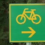 850 millió forintból rakják rendbe az ország egyik legborzasztóbb kerékpárútját