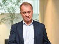 Felfüggesztették Varju László mentelmi jogát