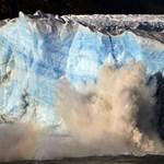 Gyakorlatilag menthetetlenek a gleccserek