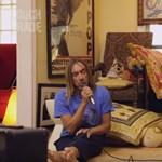 Iggy Pop otthonába engedett egy rocklegendát, a találkozásból film lett