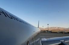 Most először hajtott végre egészségügyi kimentést a honvédség A319-ese
