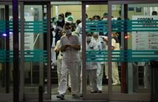 Koronavírus: majdnem 1000 ember halt meg egyetlen nap alatt Spanyolországban
