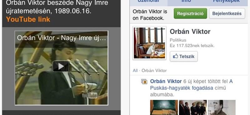 Orbán 79 eurócentért kapható iPhone-ra