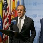 Kerry és Lavrov egyetért: le kell zárni a török-szír és török-iraki határt