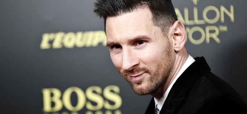 Lionel Messi is üzent az egészségügyi dolgozóknak